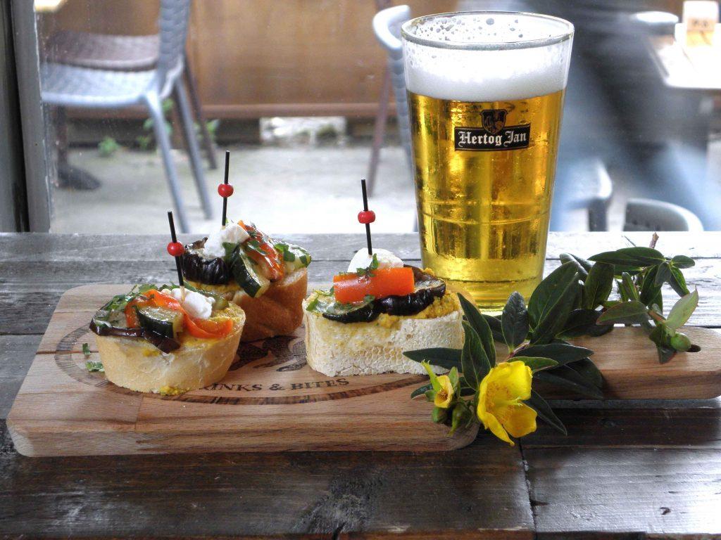 visual content foodstyling Studio NRG Blue- bier-beer-bites