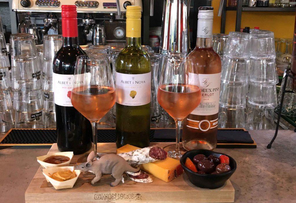 foodstyling Studio NRG Blue- wijn wine